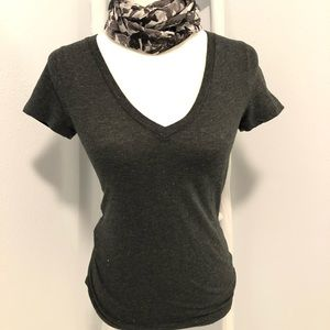 Mossimo T-shirt black xsmall short sleeve 3/$20